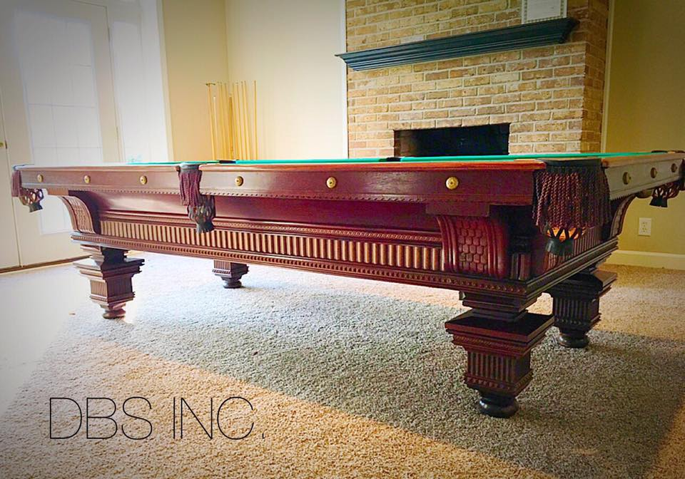 DOBBS BILLIARD SERVICE INC Home - Pool table movers atlanta ga