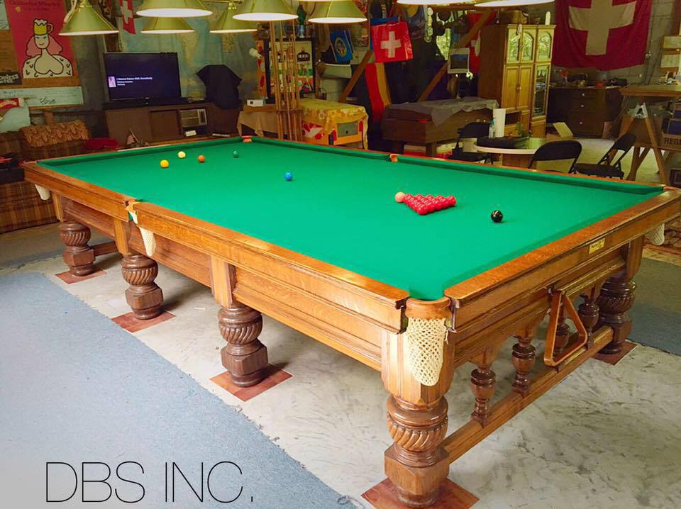 DOBBS BILLIARD SERVICE INC Home - Sell your pool table